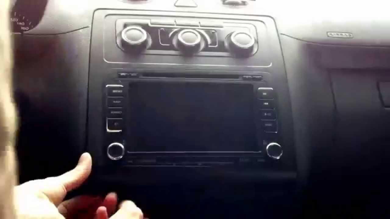 In nur 15 Sekunden: Radio ausbauen / tauschen beim ...