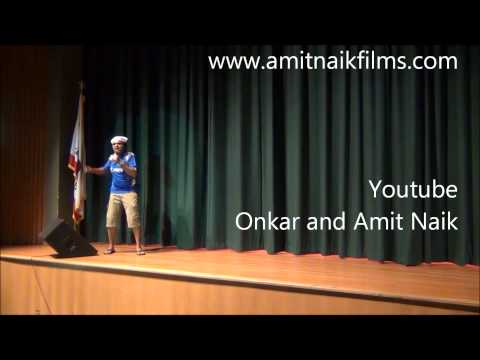 Dada Kondke Comedy by Amit Naik - Hilarious MUST WATCH !!