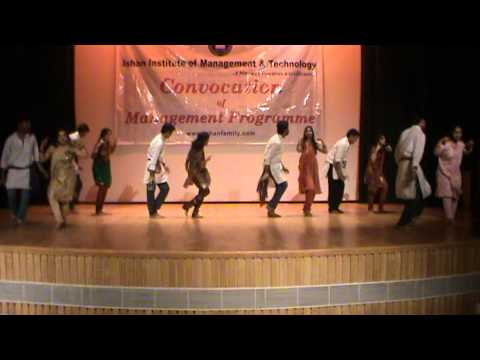 rajsthani dance(ISHAN INSTITUTE OF MANAGEMENT)