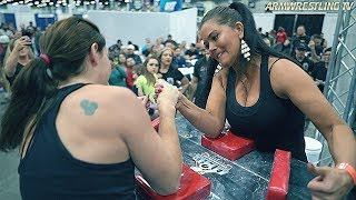 UAL 17 ARM WRESTLING CHAMPIONSHIP WOMEN CLASSES