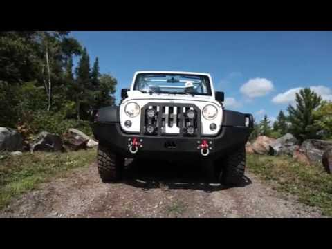 Miller Jeep J8 for Mining and Tunneling