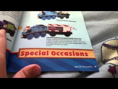 Thomas Wooden Railway 2011 Yearbook Part 1