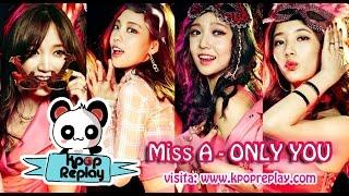 download lagu Miss A - Only You Sub Español+han+rom gratis