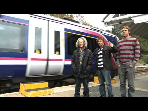 On A Rail: Europe Eurail Surf Trip Trailer 1 HD