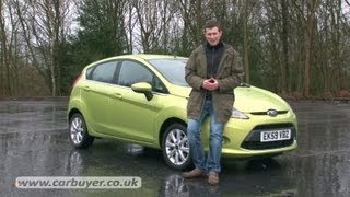 Ford Fiesta review - CarBuyer