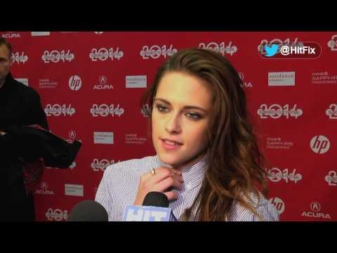 Kristen Stewart on the opposite of being tough for Camp X Ray