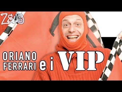 Oriano Ferrari e i VIP – Marco Della Noce by Zelig