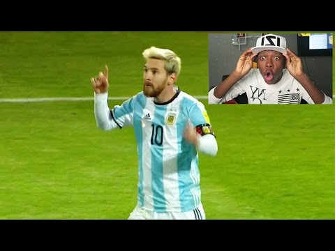 MESSI SCORES A GOAL ON RETURN FROM RETIREMENT !!! MY REACTION