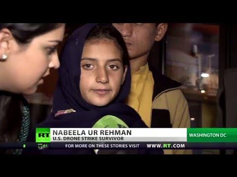 9yo Pakistani girl among US drone strike victims to address Congress
