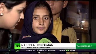 9yo Pakistani girl among US drone strike victims to address Congress