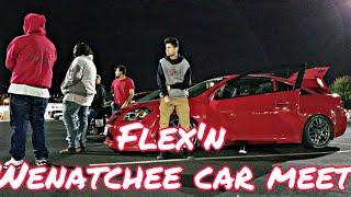Wenatchee car meet 2k18 September