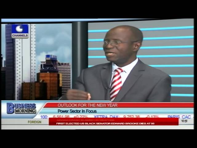 Business Morning: Power Sector In Focus PT3