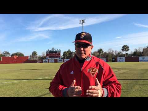 Baseball Post Game Interview 2-15-15