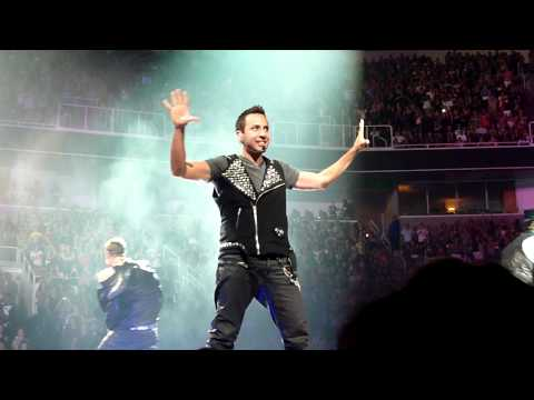 Backstreet Boys: Get Down (You're the One for Me)- Live in San Jose July 2, 2011