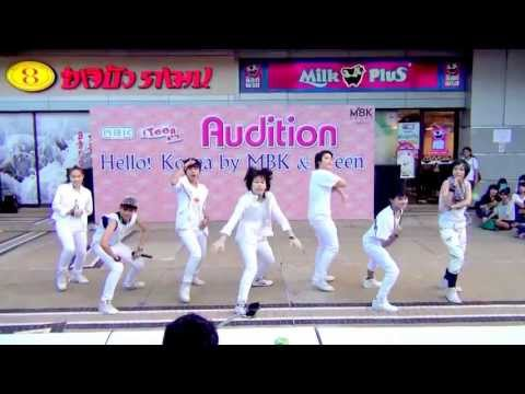 130630 Atoz Cover Btob - Wow hello! Korea By Mbk & Iteen (audition) video