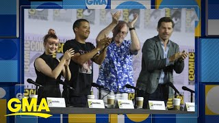 'Game of Thrones' stars attend Comic-Con