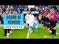 Man City vs Swansea City 🏆 Champions Guard Of Honour & Pitch Invasion! 22/04/18 MP3