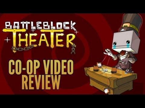 BattleBlock Theater Co-Op Review