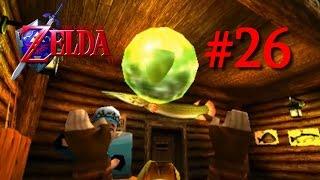 The Legend Of Zelda Ocarina Of Time 3D #26 - L'ECAILLE D'OR !