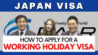 How to Get a Japanese Working Holiday Visa for 2020?