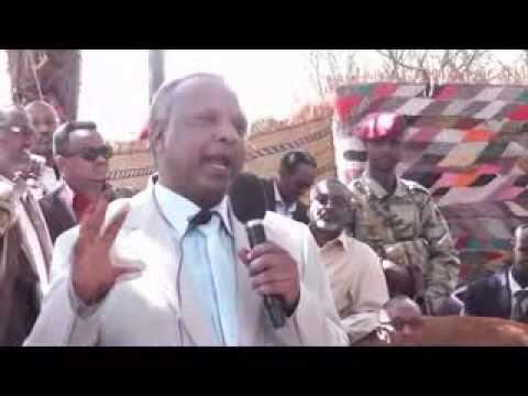 Socdaalkii Madaxweynaha Somaliland ee Sallaxley