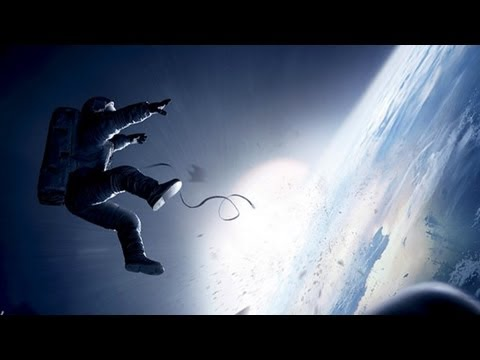 A New Poster For GRAVITY Has Hit The Web - AMC Movie News