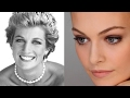 THE Princess Diana Makeup Look - with Guest Artist