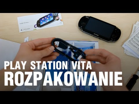 PlayStation Vita - unboxing KarllosTV