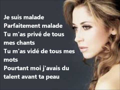 lara fabian je suis malade testo youtube. Black Bedroom Furniture Sets. Home Design Ideas