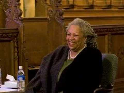 Authors Toni Morrison, Reynolds Price Read New Works at Duke