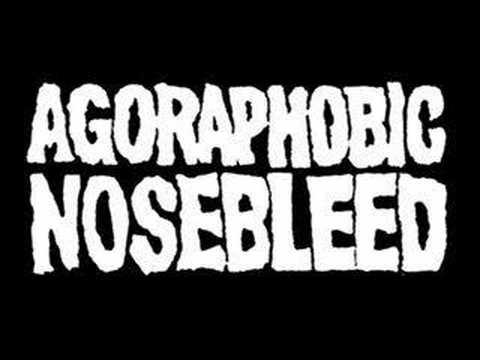 Agoraphobic Nosebleed - Ark Of Ecoterrorism