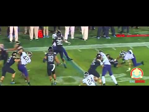 College Football Hardest Hits 2014