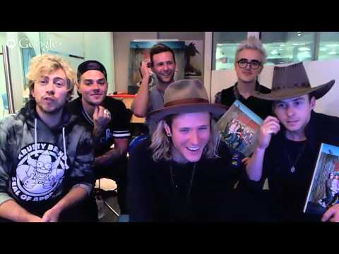 McBusted live stream