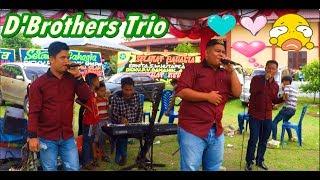 Merinding! 😭  - Cinta Yang Tak Terlupakan (Lagu Batak Terpopuler) | D'Brothers Trio Live Cover