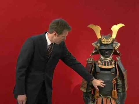 Object Lesson: Samurai Warrior Armor