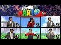 Super Mario Odyssey Theme Song Acapella! (Jump Up, Super Star ft. Katie Wilson) MP3