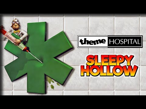 Sleepy Hollow – Theme Hospital Gameplay – Live Stream Footage Part 2