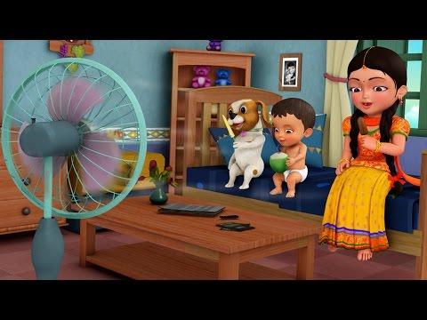 Mausam Hua Garam | Hindi Rhymes for Children | Infobells