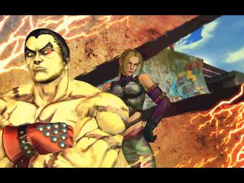 [HD] Street Fighter x Tekken - Kazuya Mishima & Nina Williams [Story Mode]