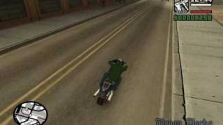 Gta San Andreas - Misión 23 - Gray Imports (PC)