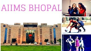 AIIMS Bhopal: College, Hostel life, Sports, Fests etc. [Know your AIIMS #2]