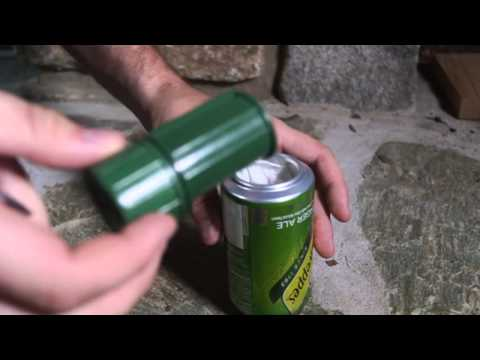 10 Soda Can Life Hacks