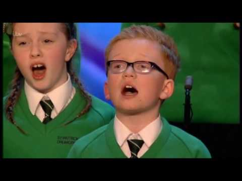 BGT 2017 AUDITIONS - ST PATRICKS JUNIOR CHOIR thumbnail