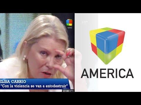 """Elisa Carrió: """"Solo los perversos invocan el miedo"""""""