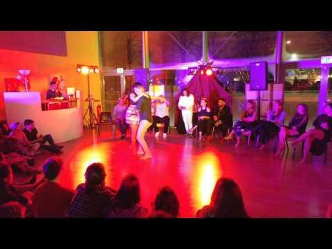 Ruanita Santos & Kadu Pires - Pro Jack & Jill - 2017 Amsterdam ZNL Zouk Festival