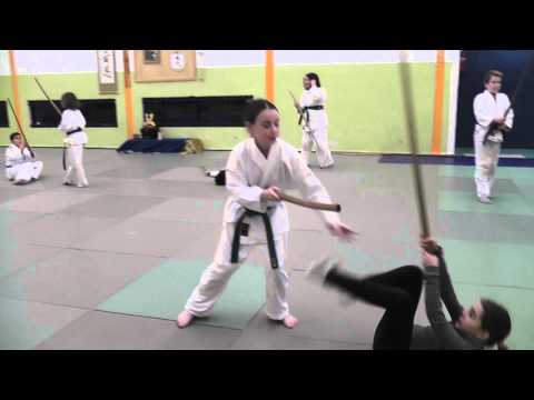 kids aikido bokken training 1 Image 1