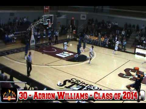 Adrion Williams - Piedmont High School - Class of 2014