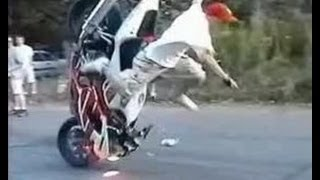 Scary Motorcycles Crash Compilation New 2013!