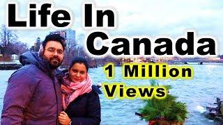 Life in Canada - First few weeks