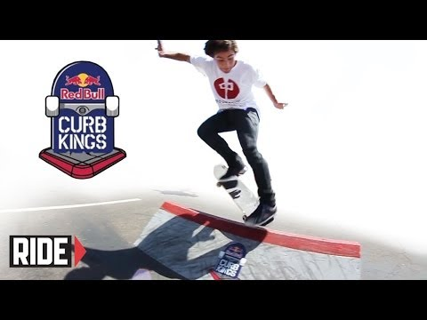 Red Bull Curb Kings Contest San Diego